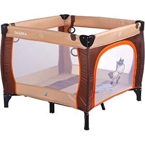 Caretero TERO-3993 Parc pour bébé léger et portable avec matelas - Publicité