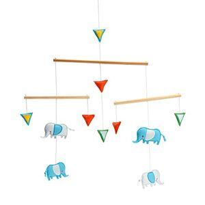 Zutano Juba plafond Mobile, Multicolore - Publicité