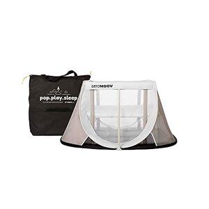 AeroMoov Lit de voyage pliant Instant blanc sable - Publicité