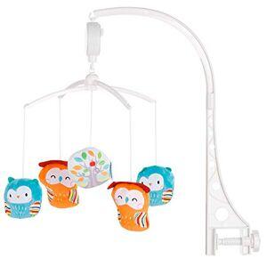 Chipolino COLOR Mobile universel musical pour lit bébé Owls home - Publicité