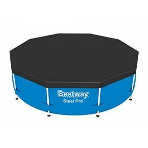 Bestway Bache pour Piscine Tubulaire Diamtre 305 cm - Publicité
