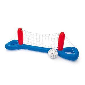 Bestway Jeu de piscine Set de volley ball  244 cm x 64 cm x 76 cm - Publicité