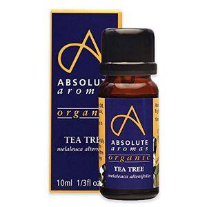 Absolute Aromas Huile Essentielle dArbre à Thé BIO 10ml Pur, naturel, biologique, non dilué, sans cruauté et végétalien - Publicité