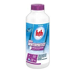 Hth Super Winterprotect Hivernage Piscine 1L - Publicité