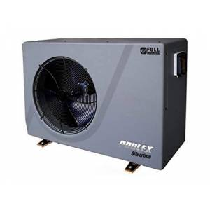 POOLEX Silverline Inverter 210 Pompe  Chaleur, Gris - Publicité