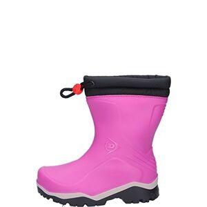 Dunlop Protective Footwear Blizzard, Bottes de Pluie Femme, Rose, 29 EU (11 UK Kids) - Publicité