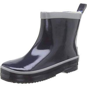 Playshoes , Boots mixte enfant Bleu (Marine 11), 24 EU - Publicité