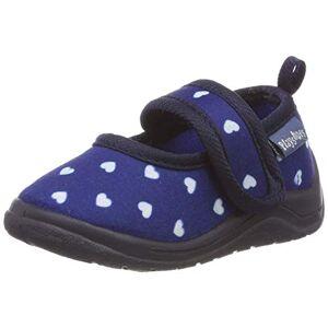 Playshoes Chaussons Cardiaque, Pantoufles, Bleu (marine 11), 26/27 EU - Publicité