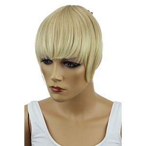PRETTYSHOP Postiche PRETTYSHOP frange, postiche, mche de cheveux, Poney, clip en extensions, variation de couleur HF11-2 - Publicité