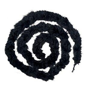 FETEANDCO Generique Marabout Noir 180 cm - Publicité