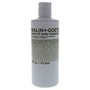 (Malin + Goetz) Malin + Goetz Hydratant Corporel  la Vitamine B5 pour Unisexe 16 oz 473.18 ml - Publicité