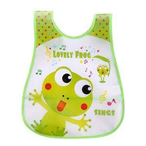 Xshuai Lovely mignon doux Dessin animé Motif Bavoir pour tout-petits enfants bébé salive étanche Serviette bébé Bavoirs Gouttes - Publicité