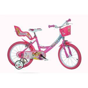 Dinobikes Dino Bikes 164 R-PSS Vélo pour Fille 16 de 6  8 Ans Princesses - Publicité