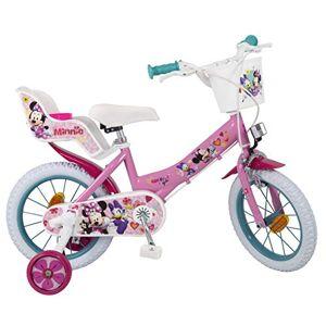 Toimsa Minnie Mouse Vélo pour Enfant, 613 - Publicité