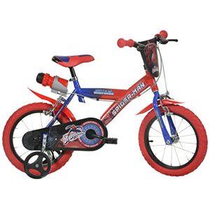 Dinobikes Dino Bikes  Vélo pour garon 14 de 5  7 Ans Spiderman - Publicité