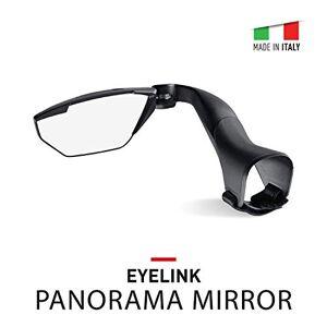 Selle Italia Rétroviseur Selle Vélo de Route EYELINK, Carbon Composite Frame, Safety Panoramic Mirror - Publicité