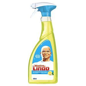 Mastro Lindo Spray nettoyant multi-usages, citron, 500ml - Publicité