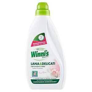 Winnis winni'sLessive pour laine et sensibles, hypoallergénique, fleurs rose750ml - Publicité