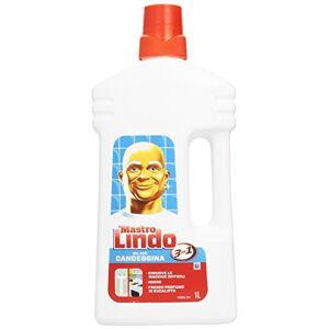 Mastro Lindo Gel avec javel 3en 11000ml - Publicité