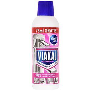 Viakal Détartrant et Nettoyeur liquide, frais parfum500ml - Publicité