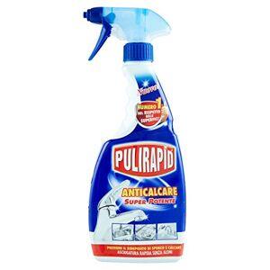 Pulirapid Nettoyant,  action anticalcaire500ml - Publicité