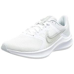 Nike WMNS Downshifter 11, Chaussure de Course Femme, White MTLC Silver Pure Platinum Wolf Grey, 38.5 EU - Publicité