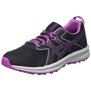 Asics Scout, Trail Running Shoe Femme, Black/Digital Grape, 39 EU - Publicité