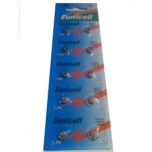 Eunicell 1 x 10 Piles aG4 blistercard - Publicité