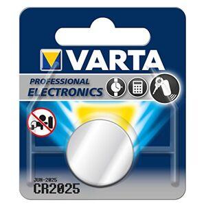 Varta Pile bouton  CR2025 3V 170mAh - Publicité