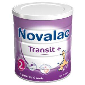 NOVALAC Lait Transit + 2e ge 800 g - Publicité