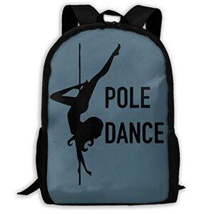 ADGBag Pole Dance Fashion Outdoor Shoulders Bag Durable Travel Camping for Kids Backpacks Shoulder Bag Book Scholl Travel Backpack Sac  Dos pour Enfants - Publicité