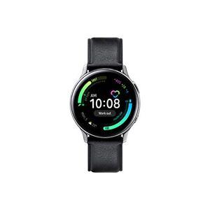 Samsung Galaxy Watch Active 2 (LTE) 40mm, Stainless Steel, Silver - Publicité