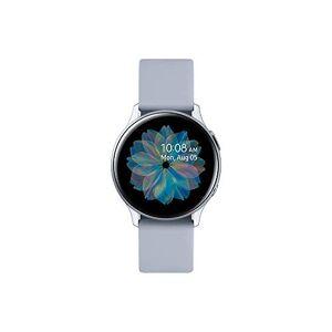 Samsung Montre Galaxy Watch Active 2 Bluetooth Aluminium 44 mm Bleu gris Version Franaise - Publicité