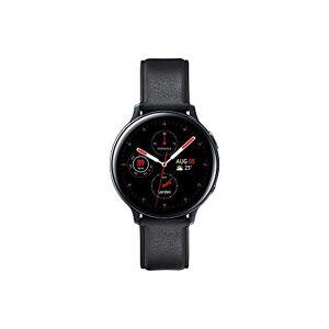 Samsung Montre Galaxy Watch Active 2 4G Acier 44 mm Noir Carbone Version Franaise - Publicité