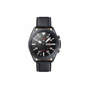 "Samsung Galaxy Watch3 3,56 cm (1.4"") SAMOLED Noir GPS (satellite) [Version d'import Europe] - Publicité"
