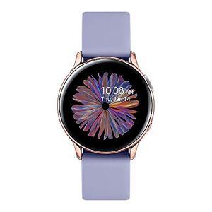 Samsung Montre Galaxy Watch Active 2 Bluetooth Aluminium 40 mm Or Rose Version Franaise - Publicité