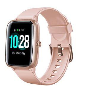 Arbily Montre Connectée Smartwatch pour Femmes Hommes Tracker d' Activité Bracelet Connecté IP68 tanche Sport Fitness Podomtre Chronomtre Contrle de la Musique Appel pour Android - Publicité