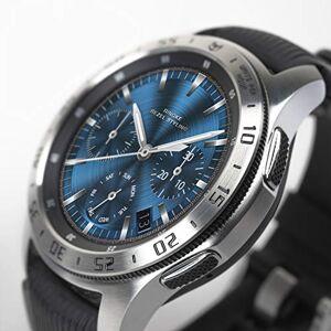 Ringke Bezel Styling pour Galaxy Watch 46mm / Galaxy Gear S3 Frontier & Classic Coque de Botier pour Montre Connectée Résistant aux Rayures [Acier Inoxydable] GW-46-01 - Publicité