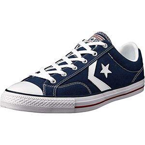 Converse Lifestyle Star Player Ev Ox, Sneakers Basses Mixte, Bleu Navy White 410, 38.5 EU - Publicité