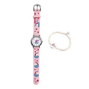 De La Prada Ensemble Agatha Ruiz de la Prada collection fantaisie fille bracelet en argent perle licorne AGR301 montre Modle: AGR301 - Publicité