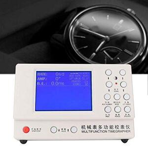 Kacsoo Appareil de contrle de Machine-Outil de synchronisation de Montre mécanique Multifonctions de chronographe (3000) - Publicité