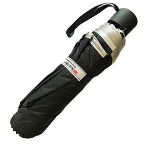 Salzmann 3M Parapluie Pliable Parapluie Compact et réfléchissant avec Protection UV Fabriqué avec Scotchlite 3M - Publicité