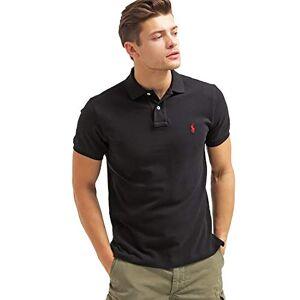 Ralph Lauren Polo Ralph Lauren Polo en piqué Custom fit (XL, Polo Black) - Publicité