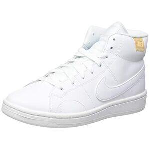 Nike Court Royale 2 Mid, Chaussure de Tennis Femme, Blanc, 43 EU - Publicité