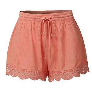 ITISME Jeanshosen ITISME Shorts Sexy Femme Jean Short Denim Court Taille Haute Jeune Filles Mini Hot Pantalon Short Bermudas Denim Collant été Décontracté Elasticité - Publicité