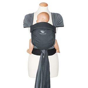 Crianza Natural Manduca Twist charpe porte-bébé unisexe - Publicité