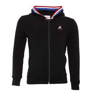 Le Coq Sportif Sweat zippé Noir Enfant - Publicité