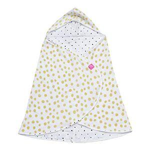 Motherhood Kleckse Serviette de Bain pour bébé certifié ko-Tex Standard 100 en Mousseline de Coton 65 x 130 cm Jaune - Publicité
