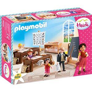 Playmobil Salle de Classe à Dörfli 70256 - Publicité