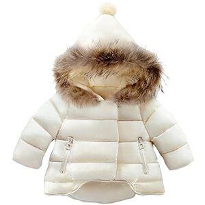 ARAUS Manteau Blouson à Capuche Enfant Fille Trench-Coat Blazer Veste Manche Longue 1-9 Ans - Publicité